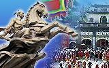 Hội Gióng ở đền Phù Đổng và đền Sóc