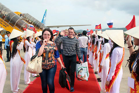 Vietnamese localities promote tourism in Russia