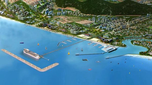 Phu Quoc to build large scale seaport terminal