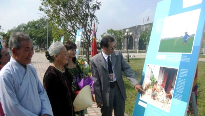 Thanh Hoa exhibition honours world heritage in Viet Nam