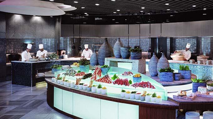 new seafood treats at luxury hotels vietnam national rh vietnam tourism com