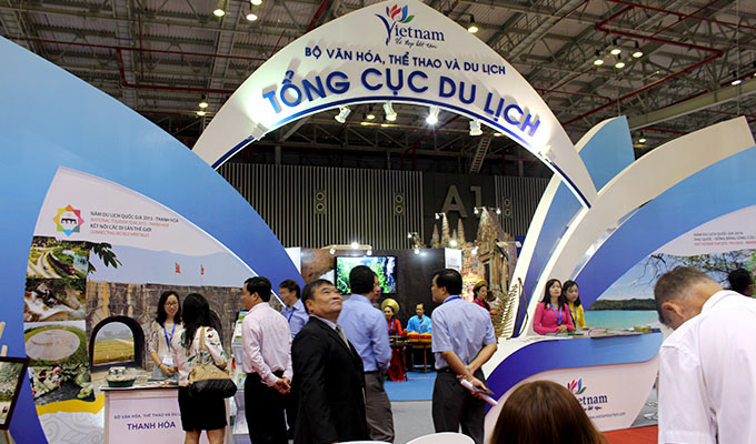 Int'l Travel Expo opens in Ho Chi Minh City