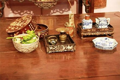 Exhibition on quid of betel chewing custom in Viet Nam