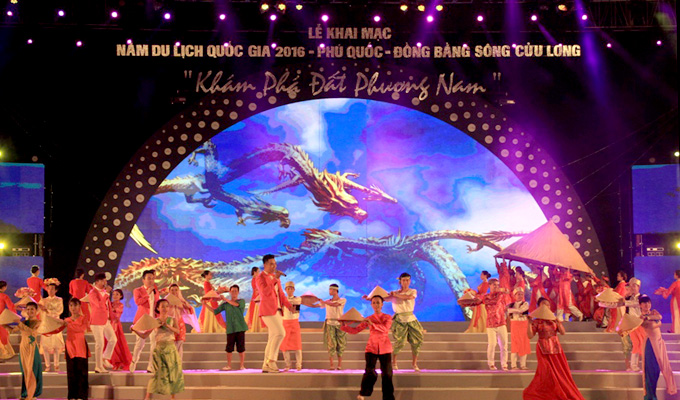 Officially opening Visit Viet Nam Year 2016 – Phu Quoc – Mekong Delta