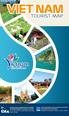 Viet Nam Tourist Map