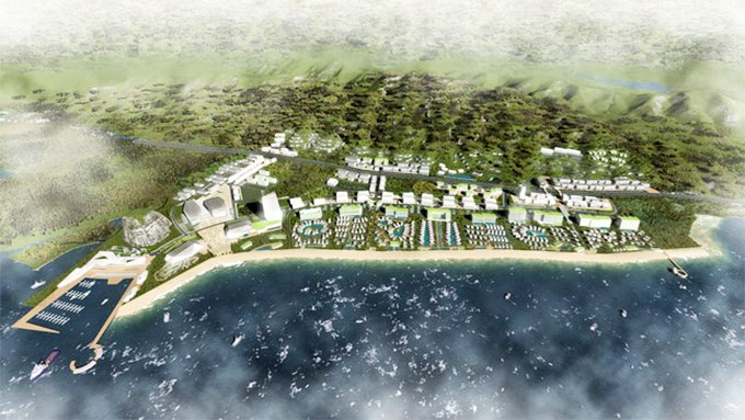 Tourism projects worth 2.7 billion USD launched in Quang Ninh