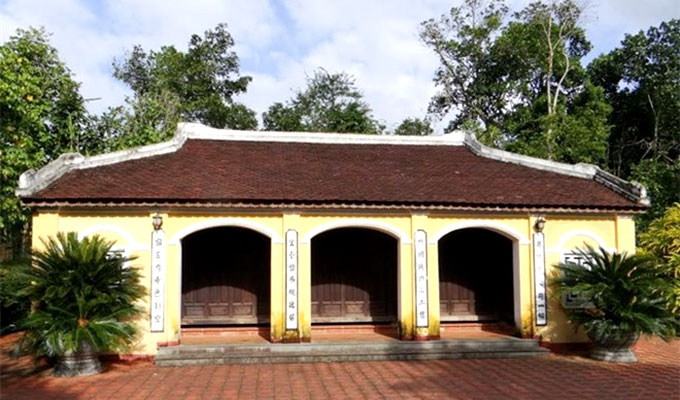 Scholar's memorial house to be renovated