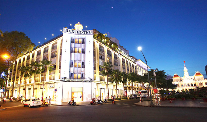 Rex Hotel Saigon rolls out year-end promotions