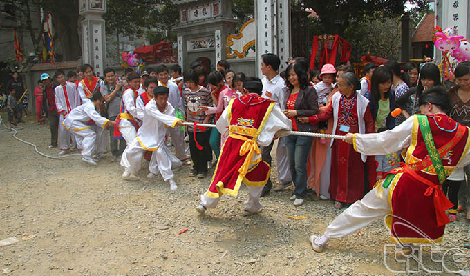 Tugging rituals and games - Intangible Cultural Heritage of Humanity
