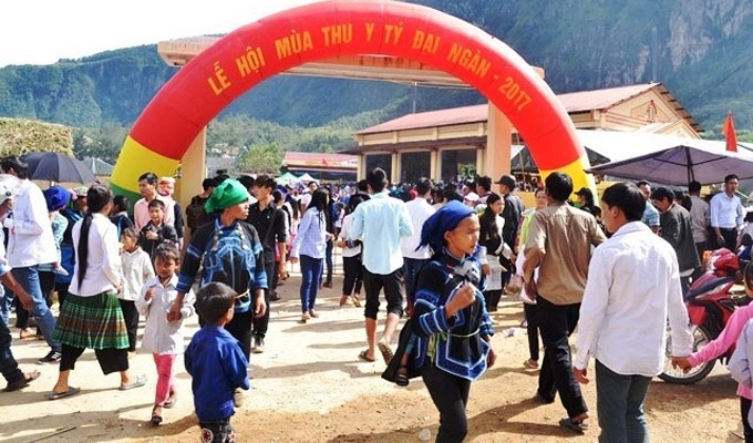 Y Ty Autumn Festival opens in Lao Cai
