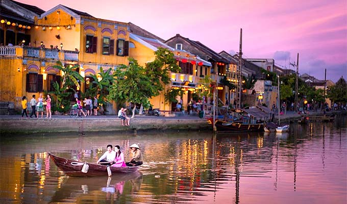 Visitors to be offered free entrance tickets to Hoi An on Dec. 4