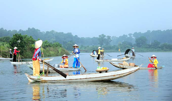 October activities at Viet Nam National Village for Ethnic Culture and Tourism