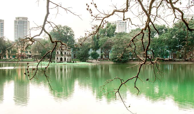 Ha Noi among nominees for leading city destination award