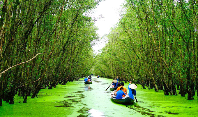 October adds luster to Viet Nam's destinations