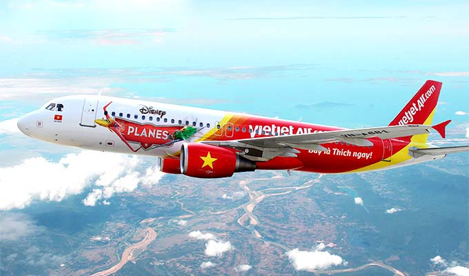 Vietjet Air to launch Da Nang-Bangkok flight