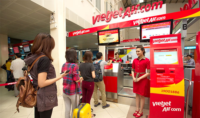 Vietjet ticket offer sees prices start at VND 0