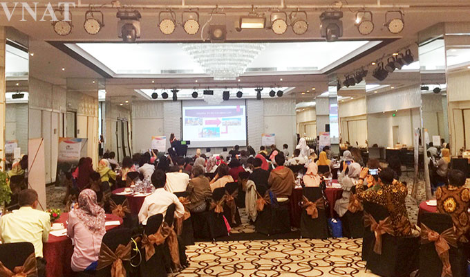 Viet Nam Tourism Roadshow held in Indonesia