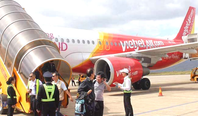 Vietjet opens new route between Nha Trang and Da Nang