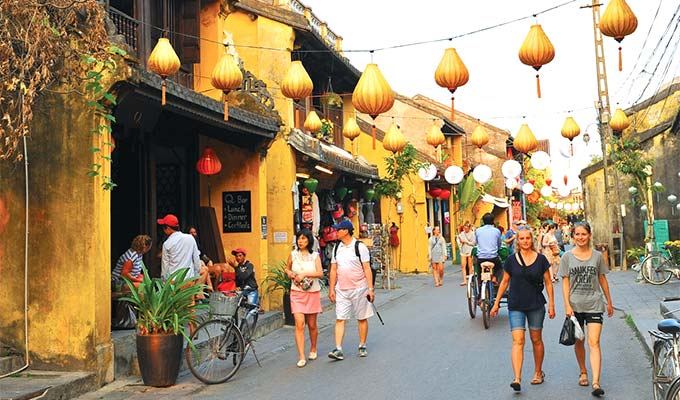 Hoi An preserves sustainable tourism development