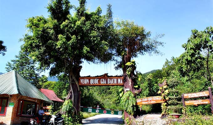 Bach Ma National Park: the 'sleeping beauty' of central Viet Nam