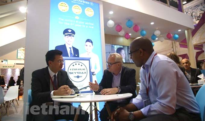 Viet Nam tourism captures attention at World Travel Market 2018