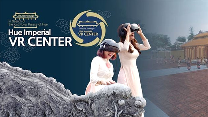Virtual reality tour of Hue Imperial City to be launched for visitors