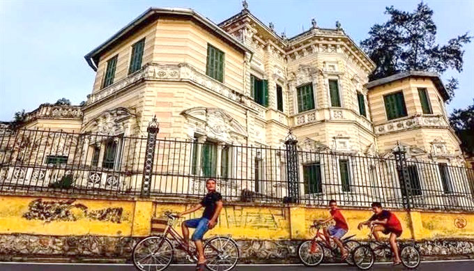 Walking tour helps visitors discover Ha Noi