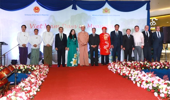 Viet Nam Days held in Myanmar for first time