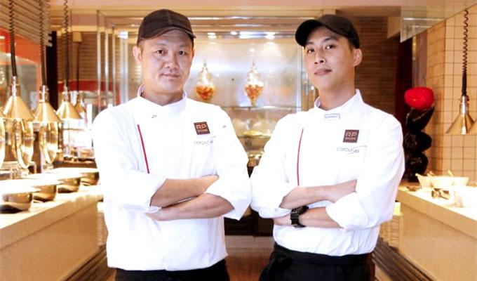Singaporean culinary fair at Windsor Plaza Hotel