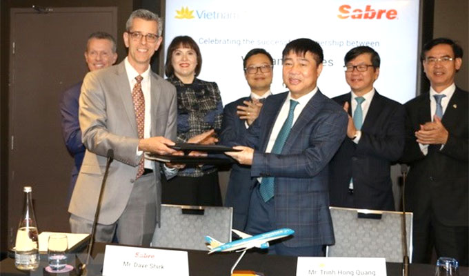 Vietnam Airlines, Sabre expand partnership