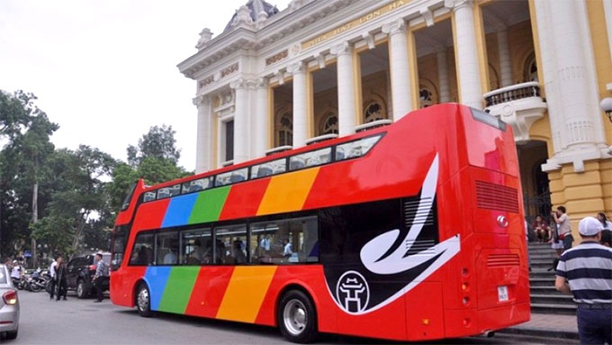 Ha Noi to launch open-top bus tour in late May