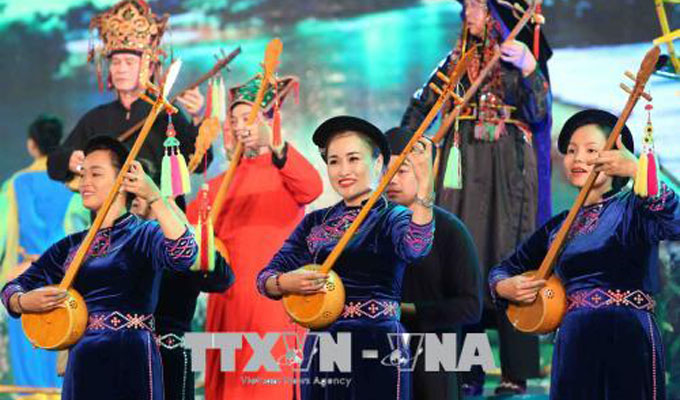 Then singing festival wraps up in Ha Giang