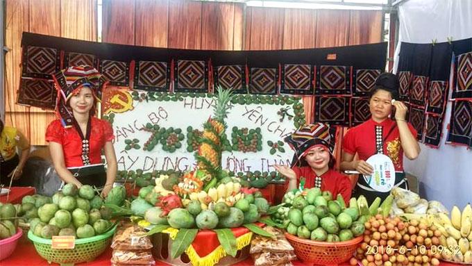 Yen Chau mango festival kicks off