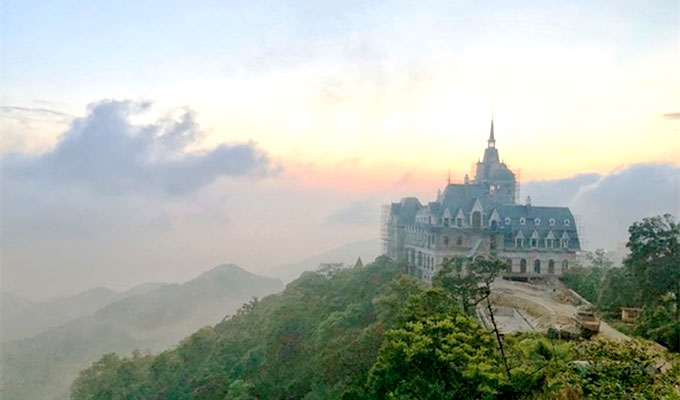Tam Dao: Heavenly weekend retreat near Ha Noi