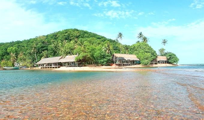 Ba Hon Dam islands: A pristine experience