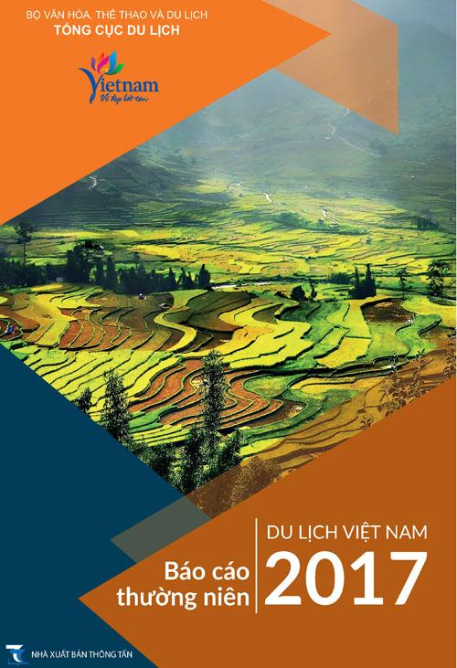 Sách: Báo cáo thường niên du lịch Việt Nam 2017