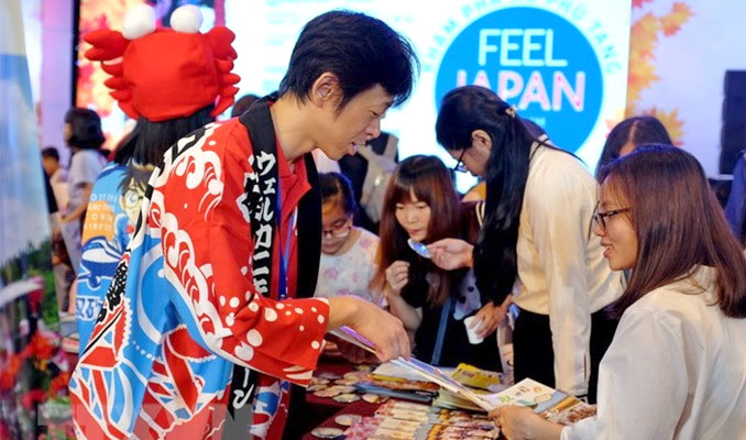 Feel Japan in Viet Nam 2018 kicks off in HCM City