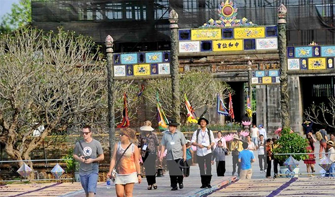 Thua Thien-Hue welcomes 3.7 million visitors in 10 months