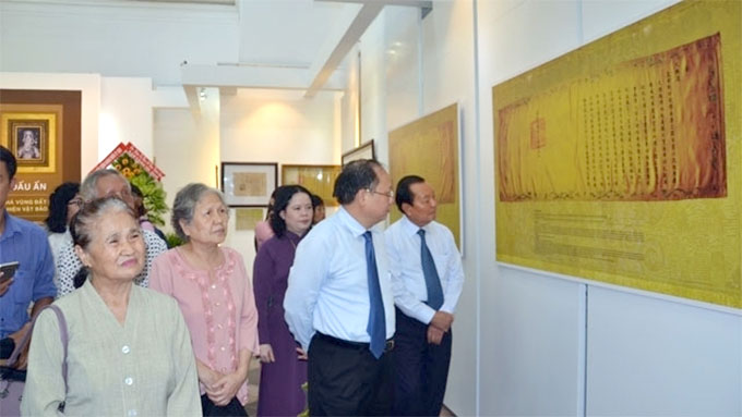 Ho Chi Minh City Museum celebrates 40th anniversary