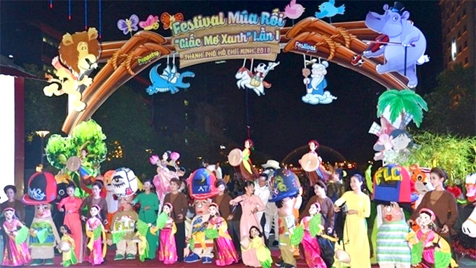 First Ho Chi Minh City Puppetry Festival opens