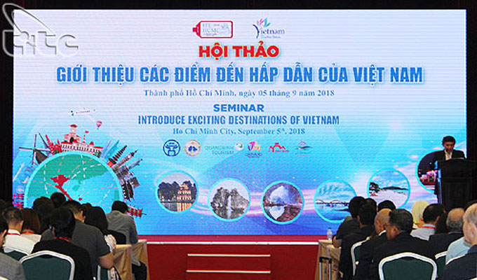 Seminar on introducing exciting destinations of Viet Nam