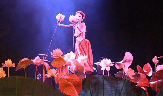 First puppetry festival to be held in Ho Chi Minh City