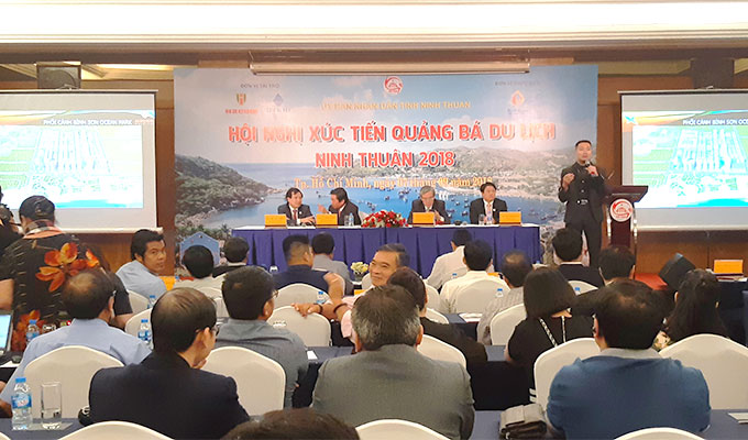 Ninh Thuan seeks ways to develop tourism