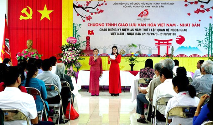 Cultural exchange event marks Viet Nam – Japan relation anniversary
