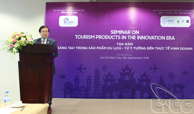 Seminar on tourism products in the innovation era