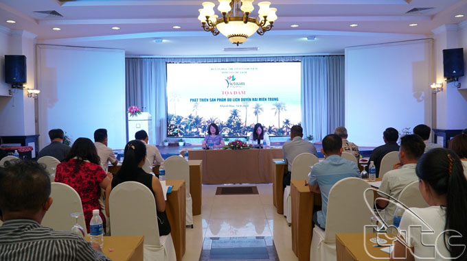 Seminar on developing tourism products in Central Coastal region