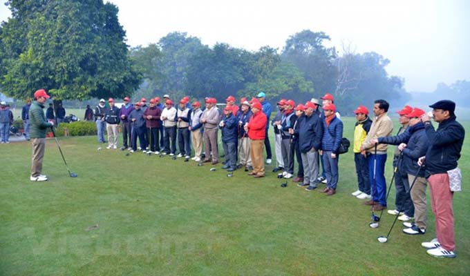 Viet Nam's golf tourism promoted in India
