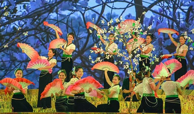 Ban Flower Festival 2019 to be held in Dien Bien in March