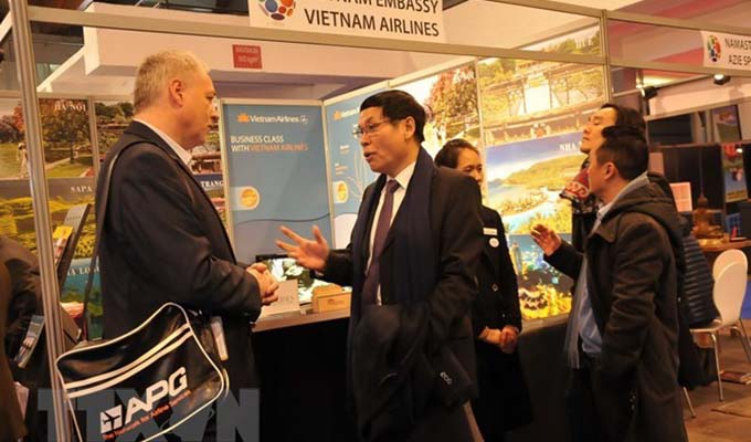 Viet Nam promotes tourism at Belgium's holiday fair