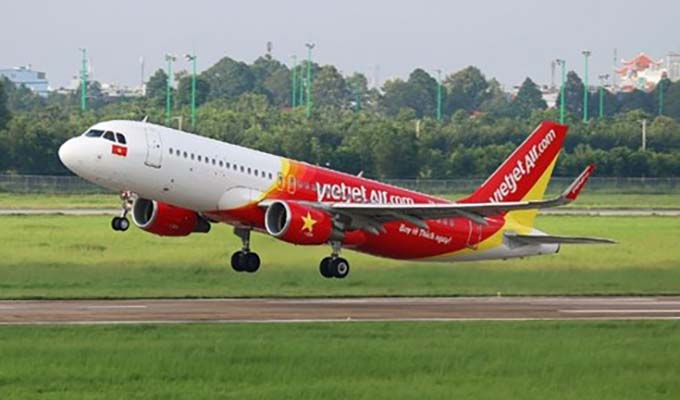 Vietjet Air offers 3 million promotional tickets